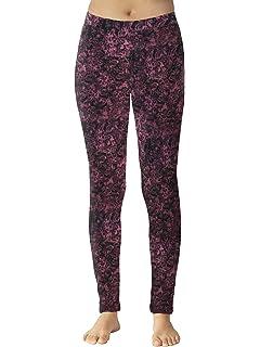 0806c0e3b3c86f Cuddl Duds ClimateRight Women's Stretch Fleece Warm Underwear Leggings/Pants