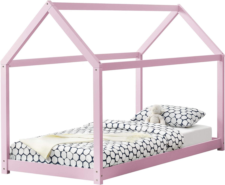 casa en forma de cama