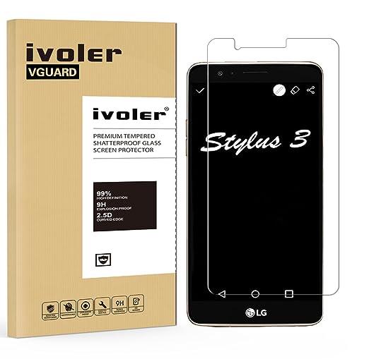 3 opinioni per Pellicola Vetro Temperato LG Stylus 3,