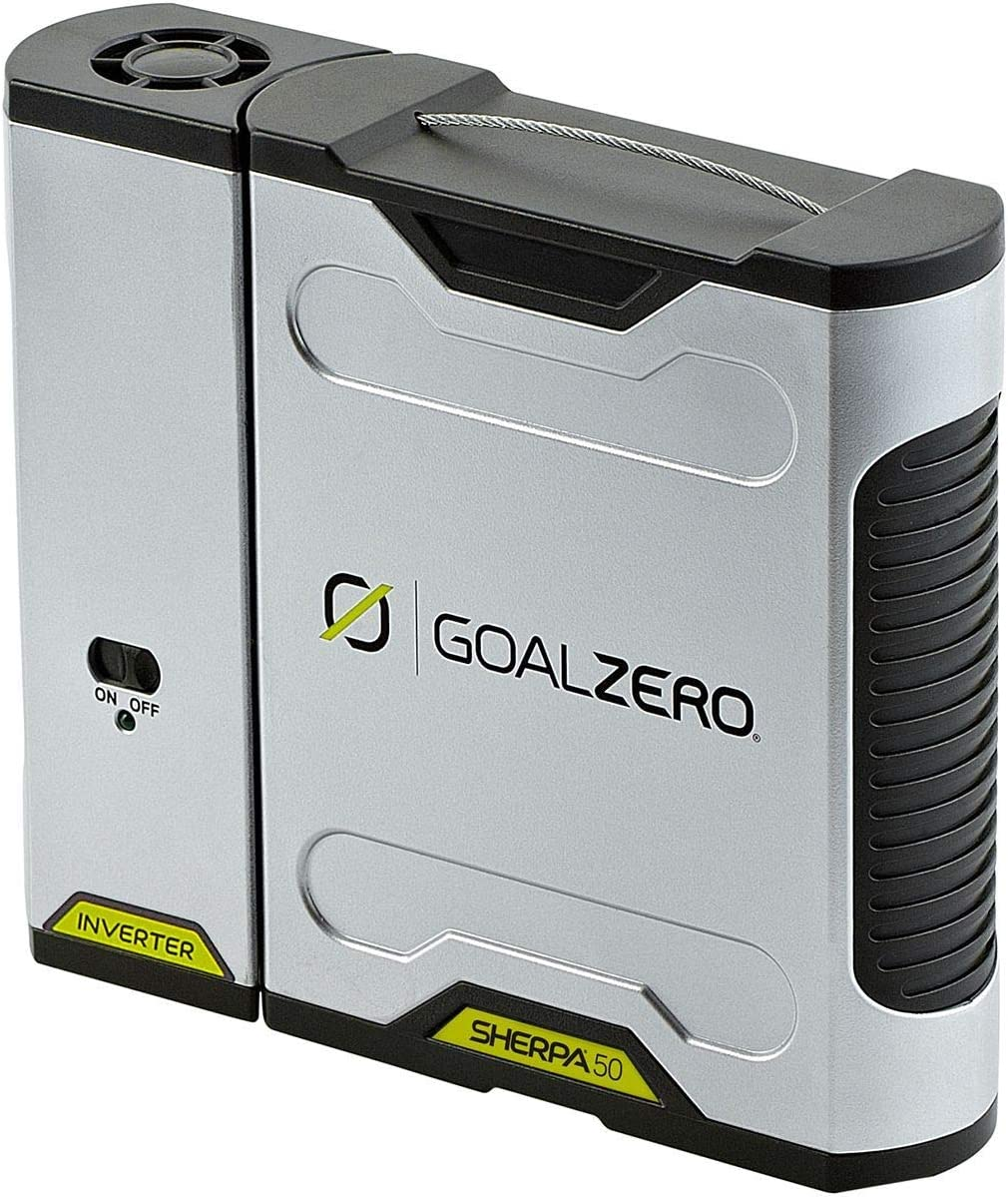 Goal Zero Sherpa 50 Inverter Without Solar Panel One Color, One Size