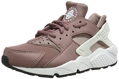 Nike Brown Herren Huarache Light Laufschuhe De Black White