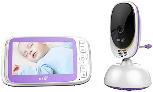 BT Video Baby Monitor 6000  : le grand écran