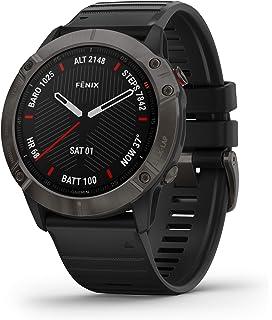 Garmin Fenix 6 Pro, reloj GPS multideporte definitivo, funciones ...