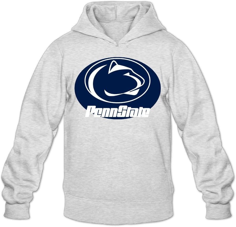 MARC Men's Penn State University Hoodies Ash