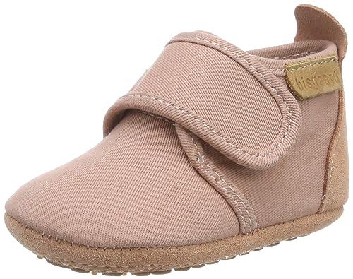 Bisgaard Baby Mädchen Home Shoe Cotton Hausschuhe: Amazon