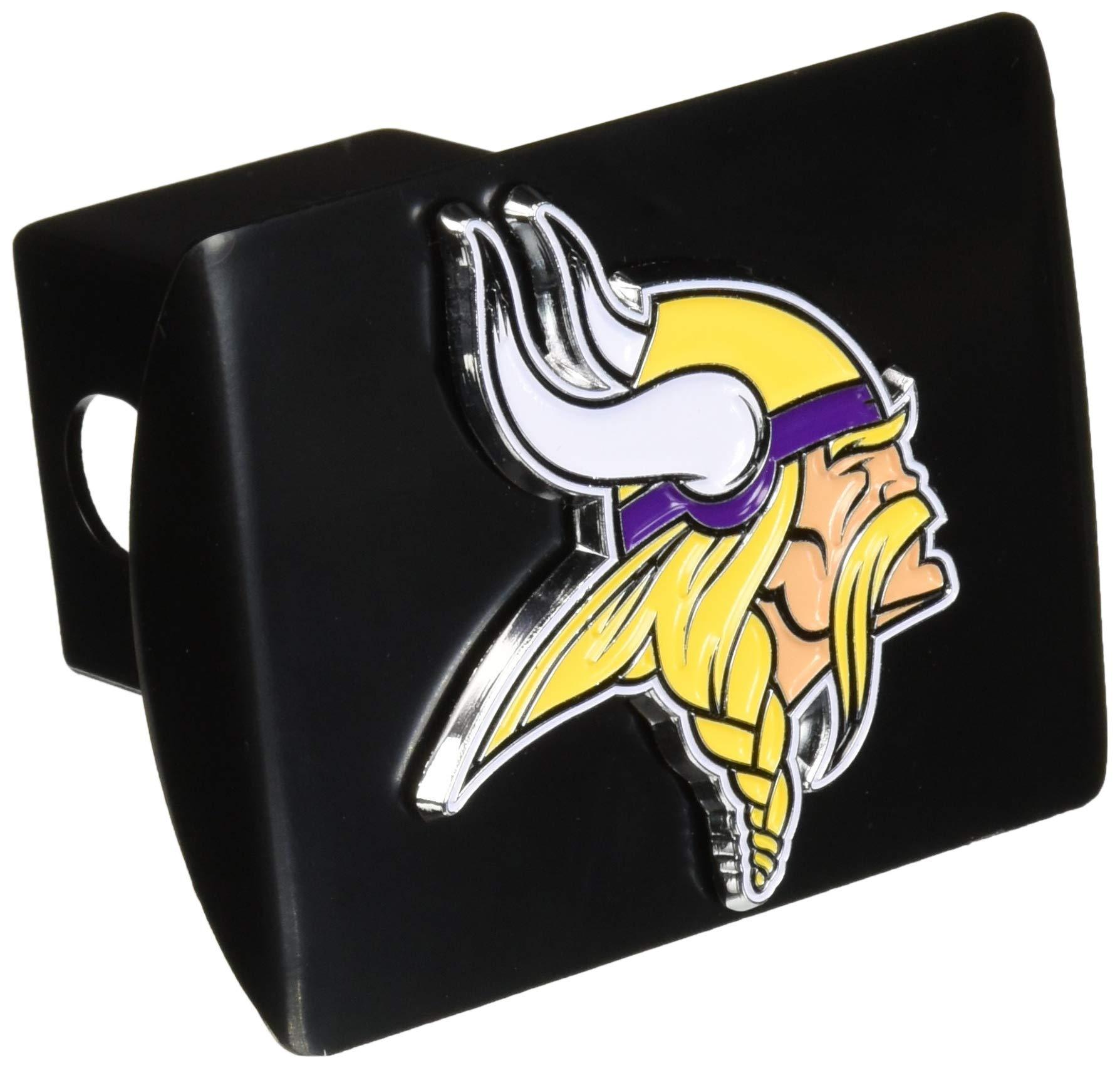 FANMATS 22583 Hitch Cover (Minnesota Vikings) by FANMATS