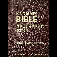 King James Bible Apocrypha Edition: Holy Bible Annotated (English Edition)