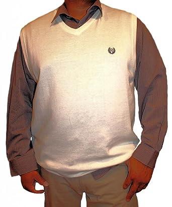 Ralph Lauren Chaps Sweater Vest at Amazon Men's Clothing store:
