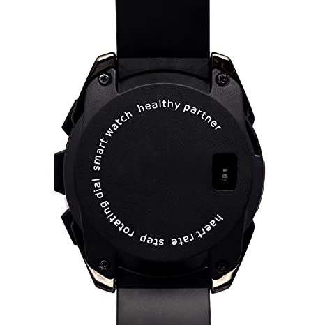 Haehne Lujo G5 Smart Watch, Monitor de Pulso Cardiaco, Podómetro ...