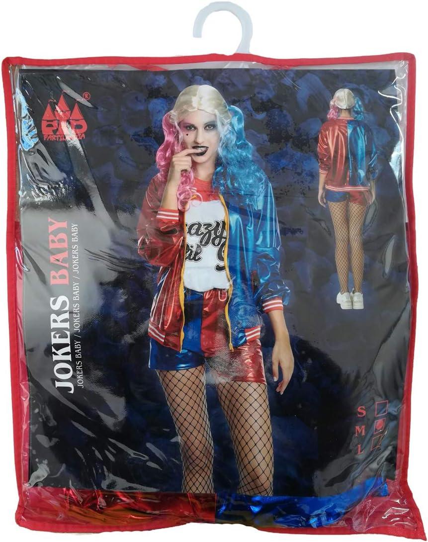 Cisne 2013, S.L. Disfraz para Halloween de Mujer de Payasa Asesina ...