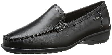 ara Atlanta-Gore-Tex - Mocasines de cuero mujer: Ara: Amazon.es: Zapatos y complementos