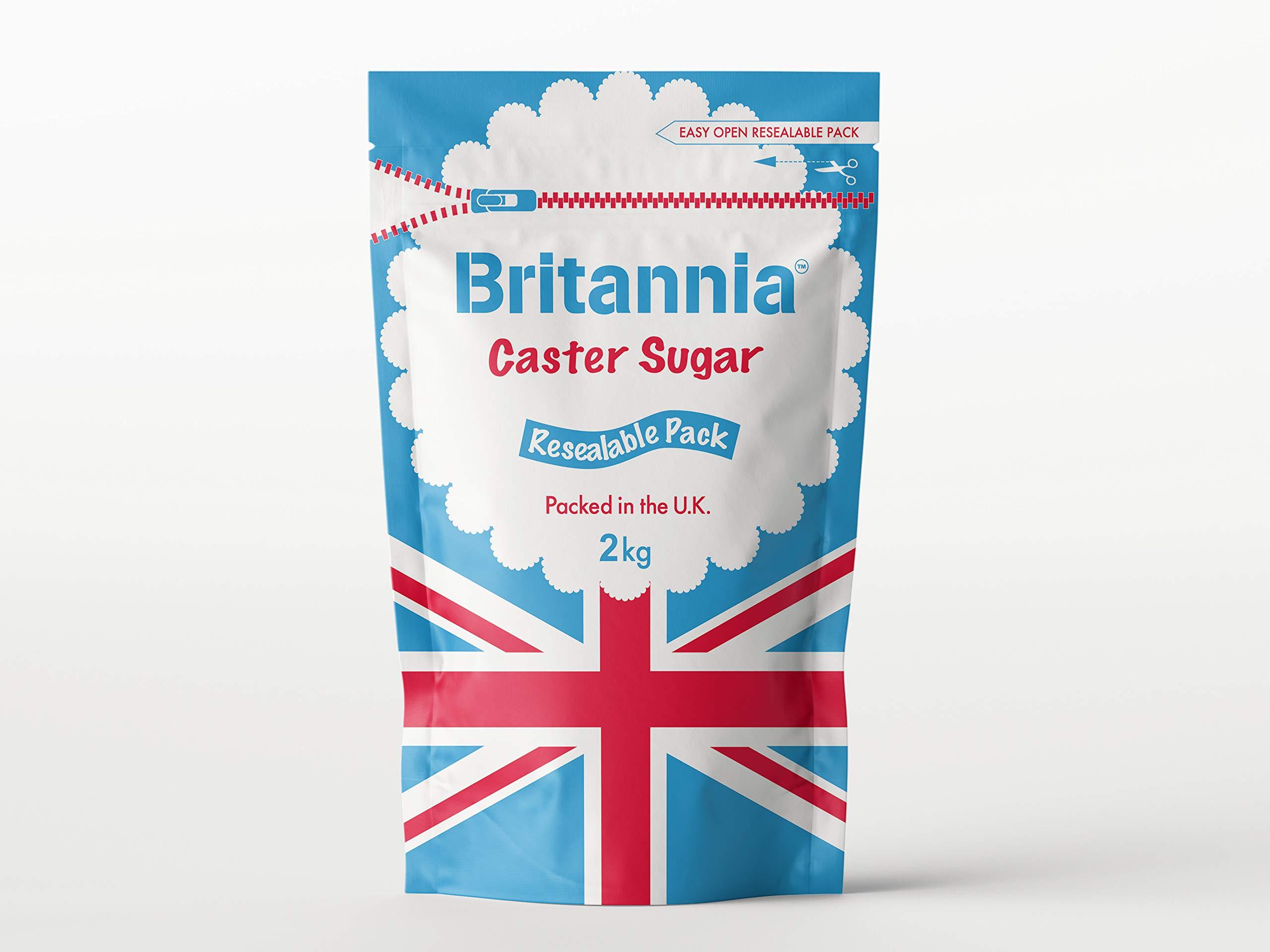 Britannia Superfine Caster Sugar 2kg