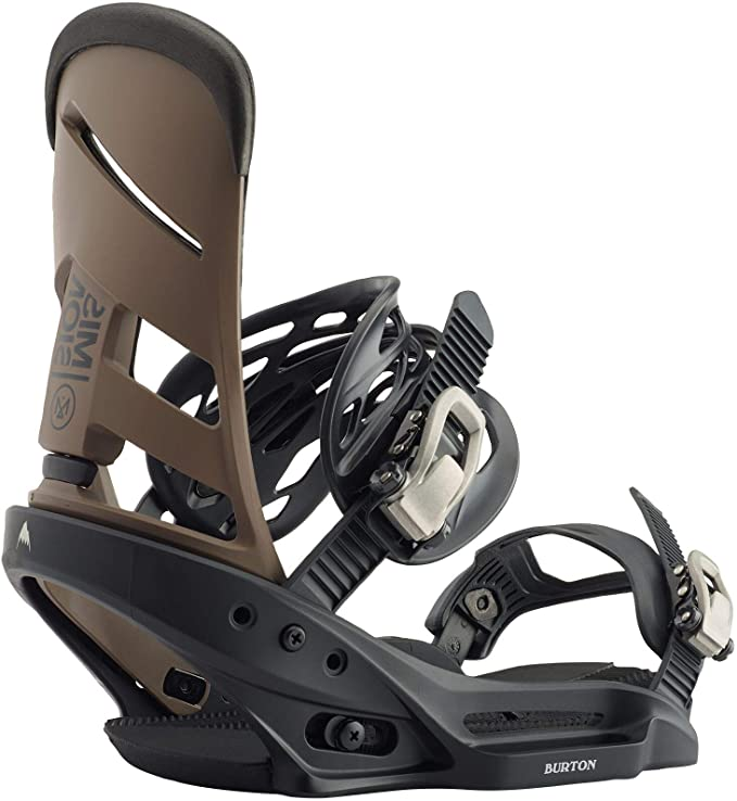Amazon.com : Burton Mission EST Snowboard Bindings : Sports ...