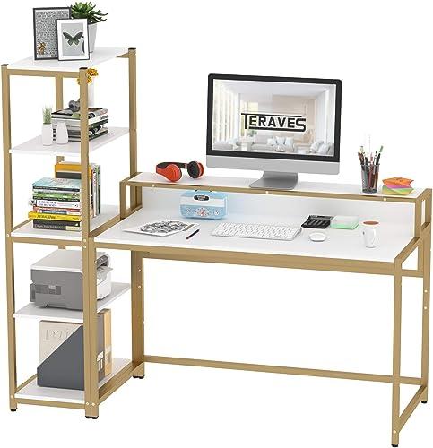 Teraves Computer Desk