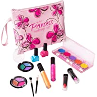 Playkidz- Set de Maquillaje cosmético y Real Lavable