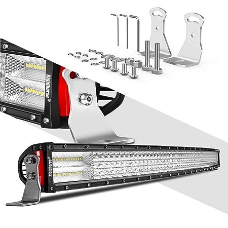 Review LED Light Bar, Rigidhorse