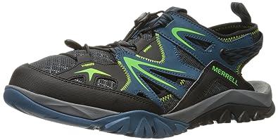 Capra Rapid Sieve, Mens Outdoor Multisport Training Shoes Merrell