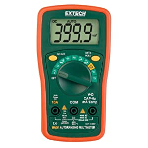 Extech MN36 Digital Mini MultiMeter Review