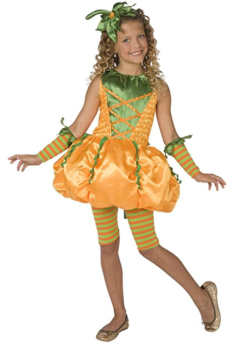 Precious Pumpkin Child Costume Size Small (4-6)  sc 1 st  Amazon.com & Amazon.com: Precious Pumpkin Child Costume Size Small (4-6): Toys ...