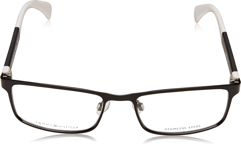 Mtblck White Tommy Hilfiger Unisex-Erwachsene TH 1259 4NL 53 Sonnenbrille Wei/ß