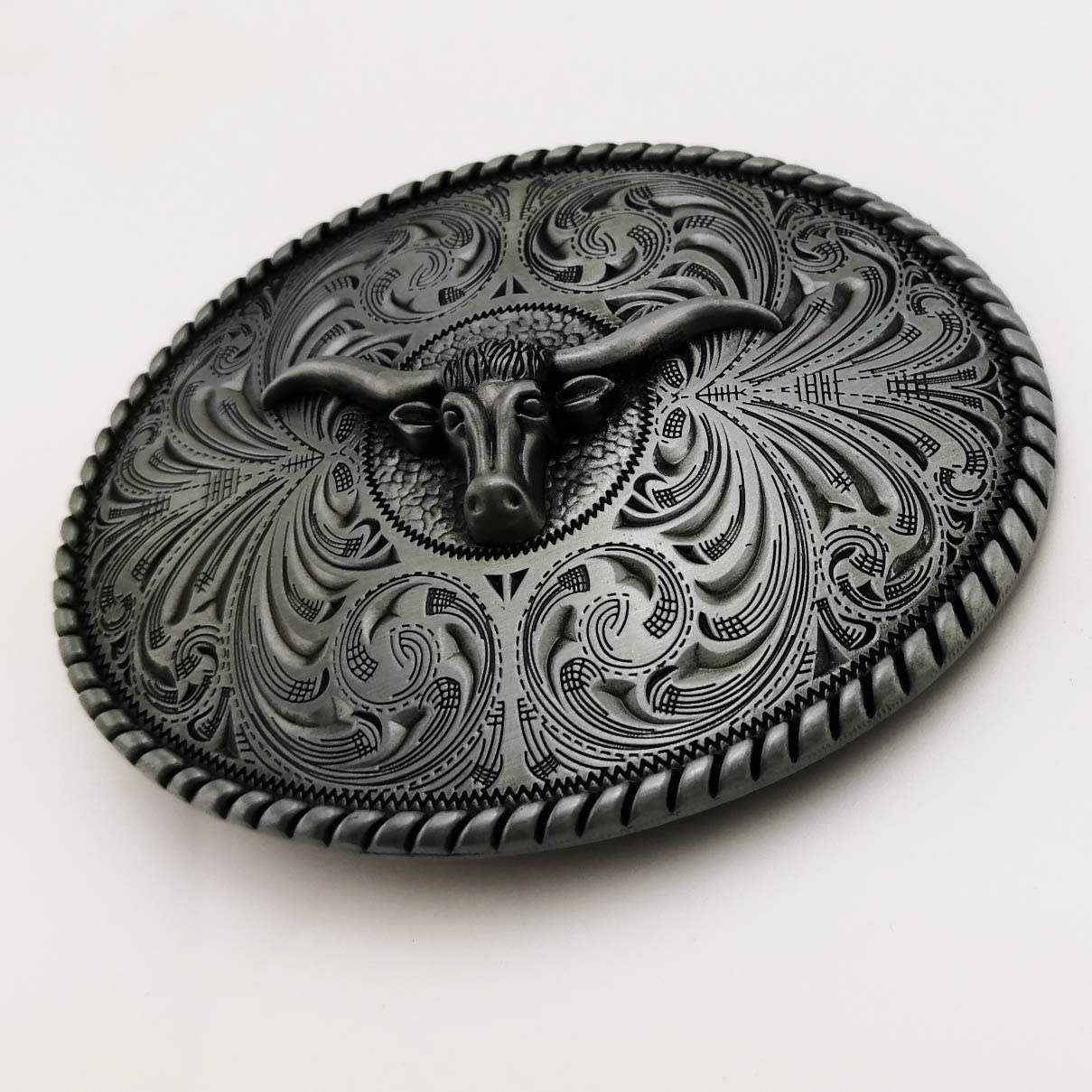 Retro Vintage Classic Men/'s Belt Buckle Metal Alloy Western Cowboy New Design BB