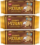 日清シスコ ココナッツサブレトリプルナッツ 20枚×3袋