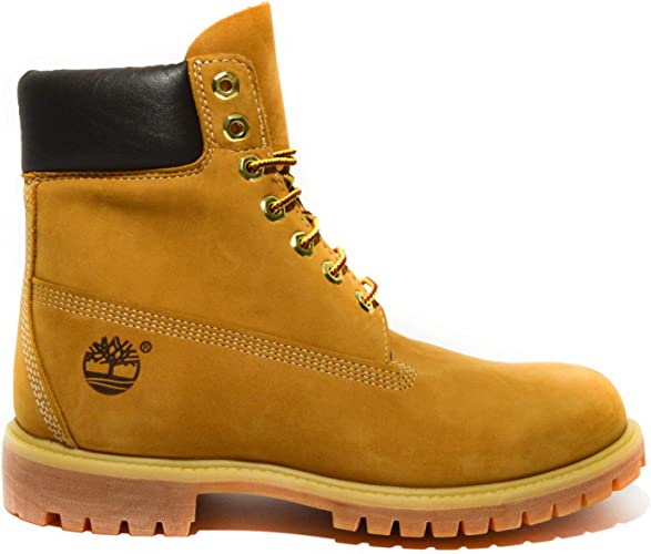 Timberland FTB_6 in Premium Boot, Stivali Uomo: Amazon.it