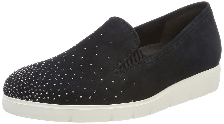 Gabor Shoes Comfort Sport, Ballerines Femme Strass) 40.5 EU|Bleu (Pazifik Strass) Femme c20886
