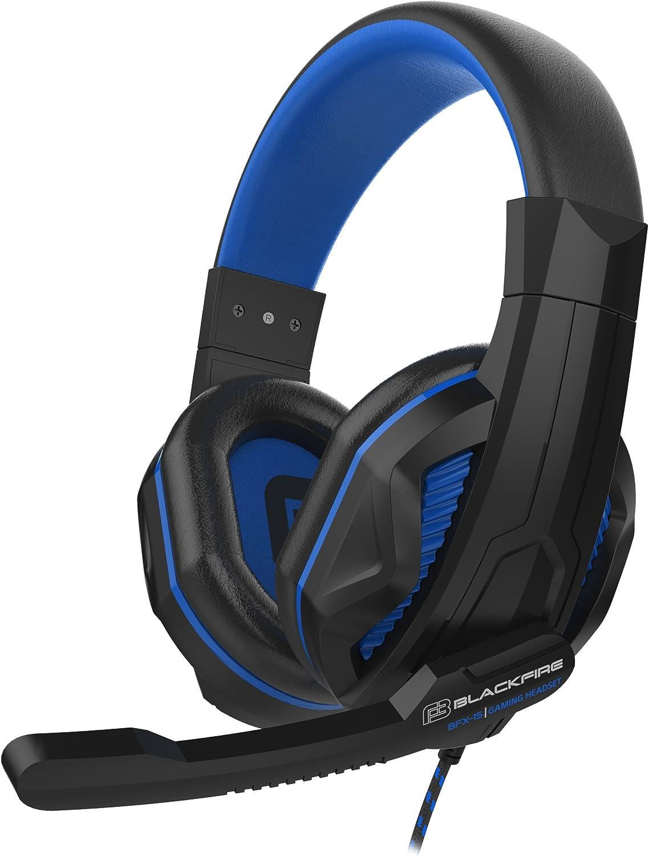 Ardistel - Blackfire BFX-15 Gaming Headset (PS4), color azul