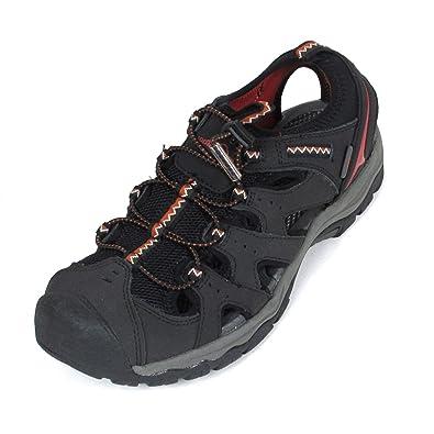 a679b34db54d Eddie Bauer Mens Carl Hiking Sandal Shoes 13 Black