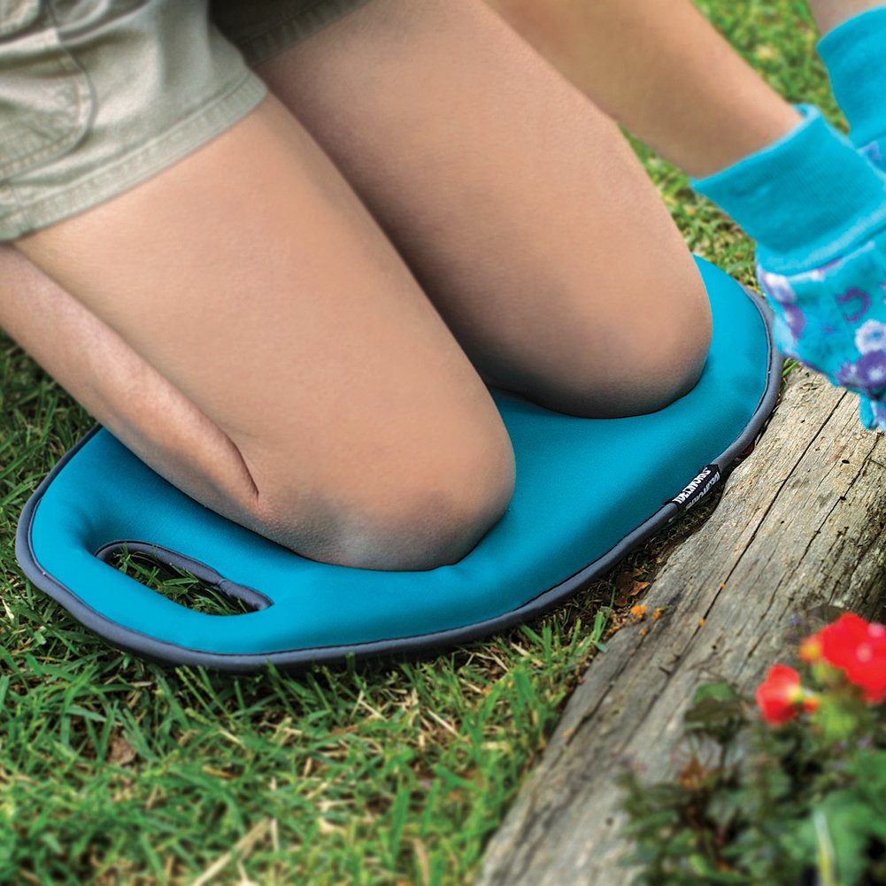 best kneeling pads for gardening - Foam Comfort Cushion Sitting or Kneeling Pad With Carrying Handle
