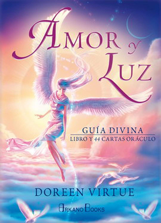 Amor y Luz. Guía divina. Libro y 44 cartas oráculo: Virtue
