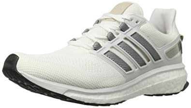 adidas Performance Men s Energy Boost 3 M Running Shoe White Solid  Grey Crystal 1206c8c18
