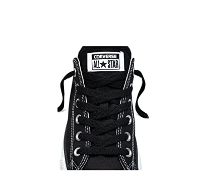 71d7f8394ec Converse Unisex Replacement Cord Shoe Laces Flat Style Shoelaces (27 quot   4 Eyelets