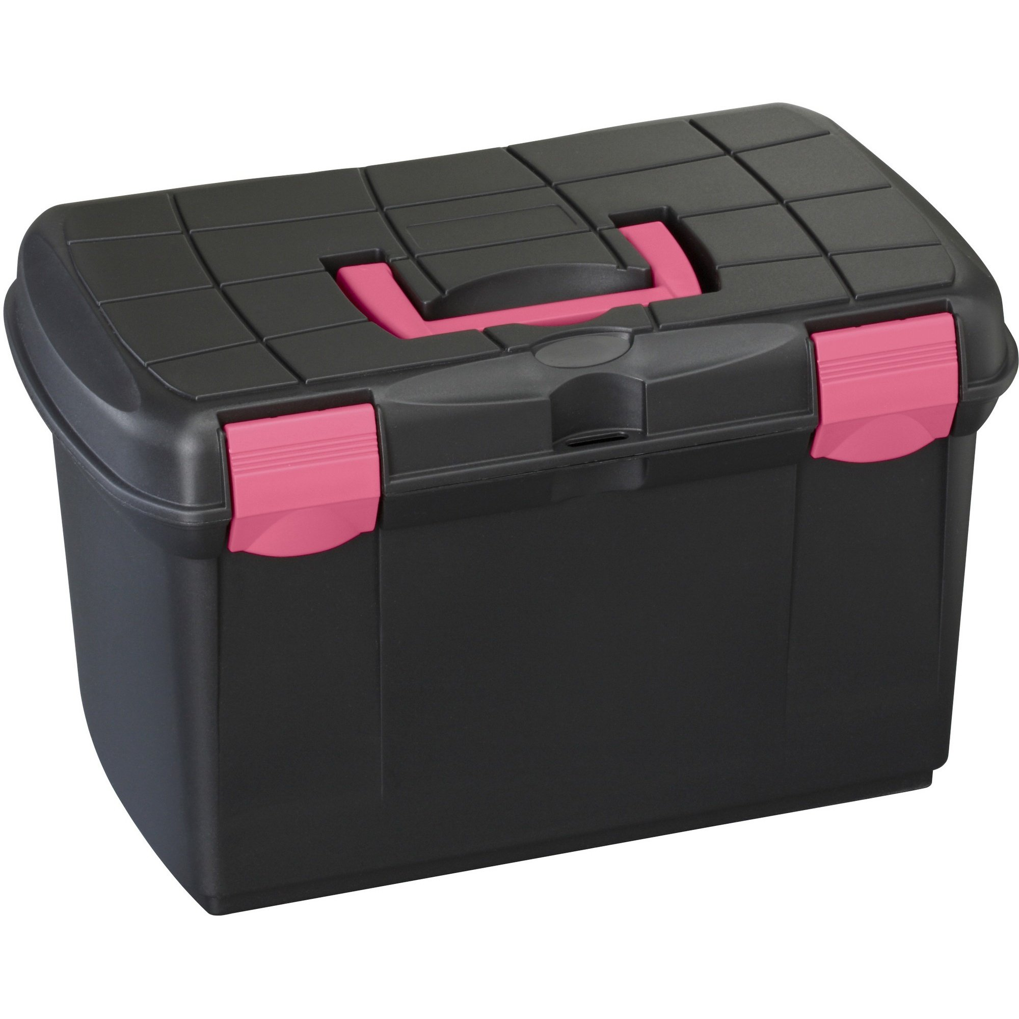 ProTack Medium 161 Grooming Box (One Size) (Black/Fuschia)