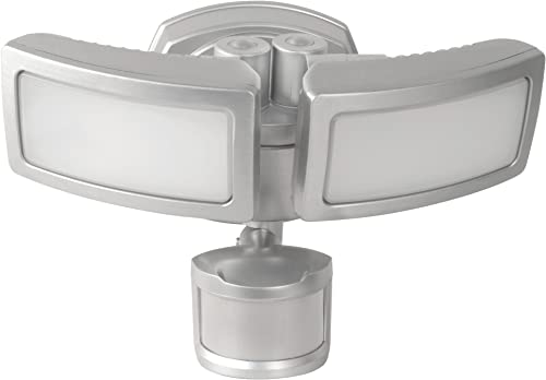 Feit Electric Motion Dual Head LED LED Security Outdoor Light, 5000K 73719