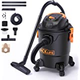 TACKLIFE- Wet and Dry Vacuum, 1000W 18.9L Capacity Wet and Dry Vacuum Cleaner 3 in 1 5.5Peak HP Vac Cleaner with Blowing Function, Not Included Carpet Brush PVC01A