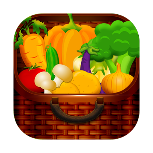 Vegetables Mania - Match 3