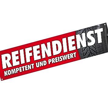 BRENNHOLZ VERKAUF Werbebanner auf Plane 200 x 70 cm