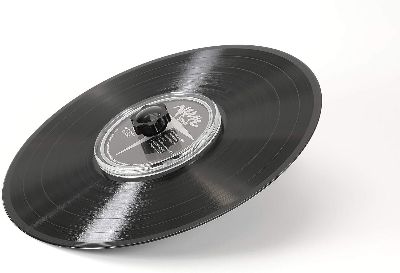 Dynavox Labelschutz LP120 Acryl Schutz des Labels von Vinyl-Schallplatten