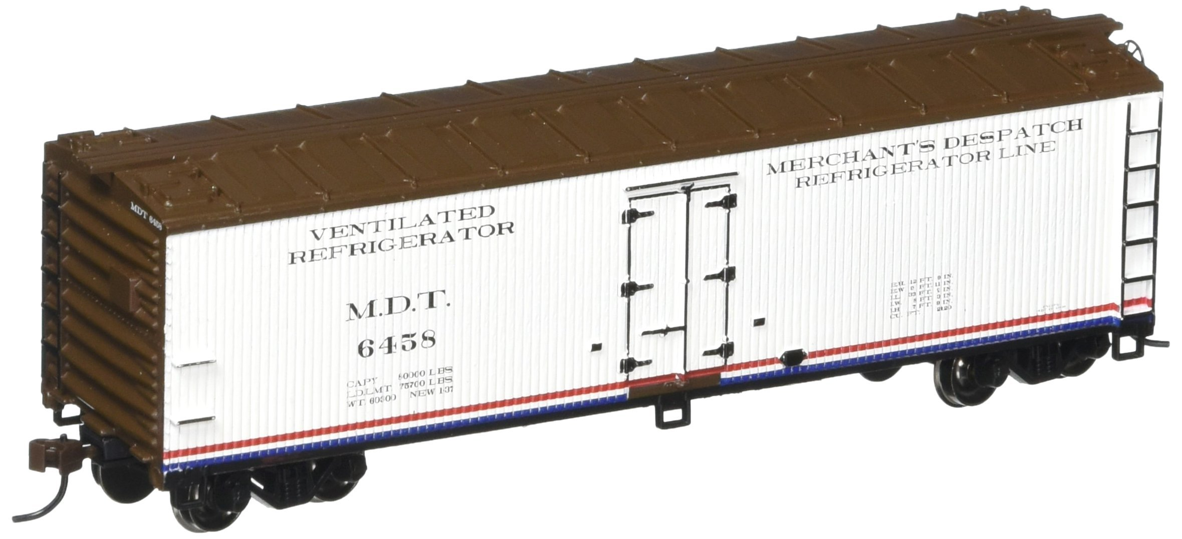 Bachmann Industries 40' Wood Reefer - Merchant's Despatch (HO Scale)
