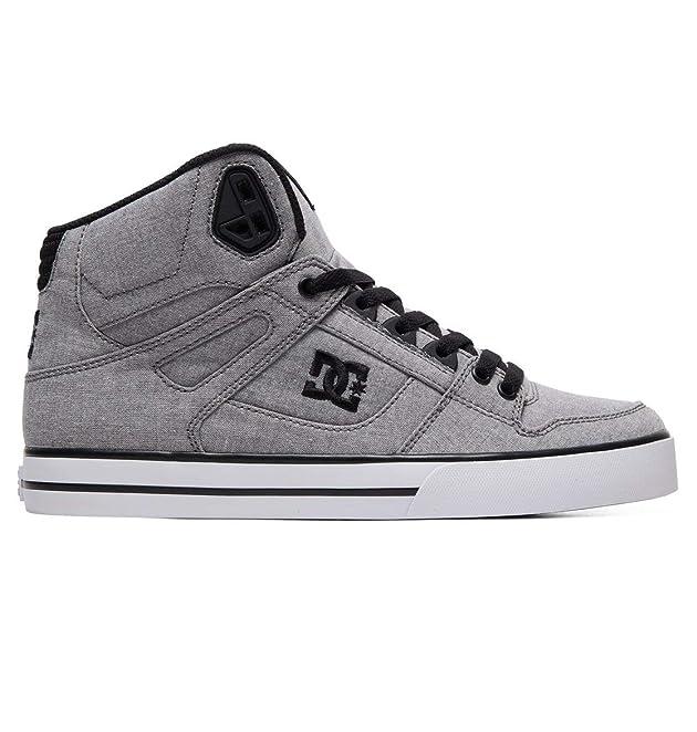 DC Men's Pure High-top Wc Tx Se Skate Shoe