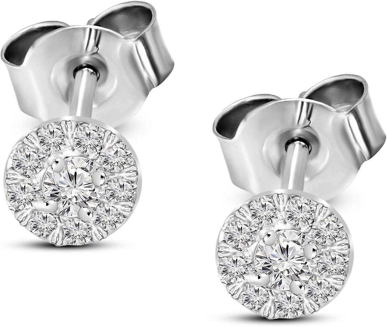Lab Grown Diamond Earrings...
