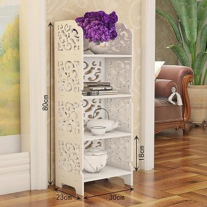 Amazon.com: Lockers Living Room Corner Cabinet Triangle ...