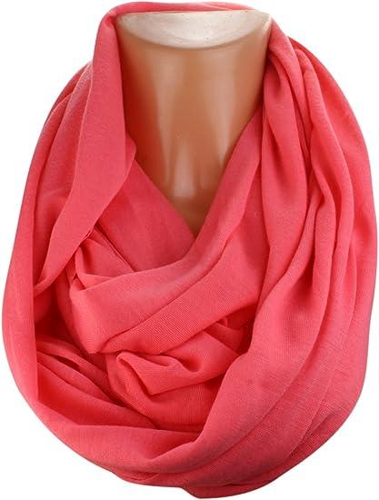 Loop-écharpe-écharpe d/'été écharpe environ-Écharpe tube scarf écharpe écharpe femmes