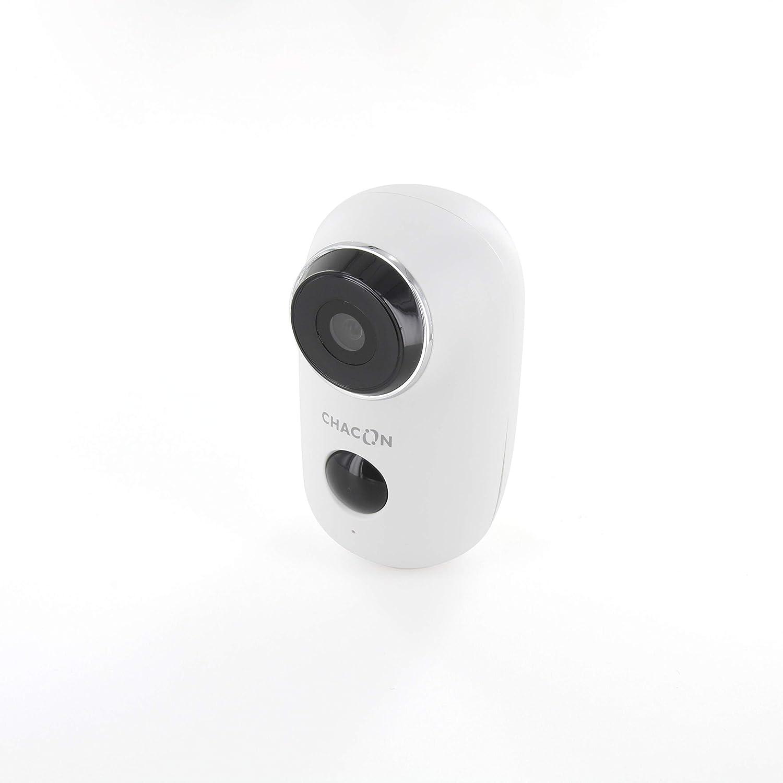 CHACON IPCAM-BE01 Caméra IP WI-FI Extérieure sans Fil: Amazon.fr: Photo & Caméscopes