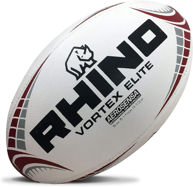RHINO RUGBY Vortex Elite Match Rugby Ball