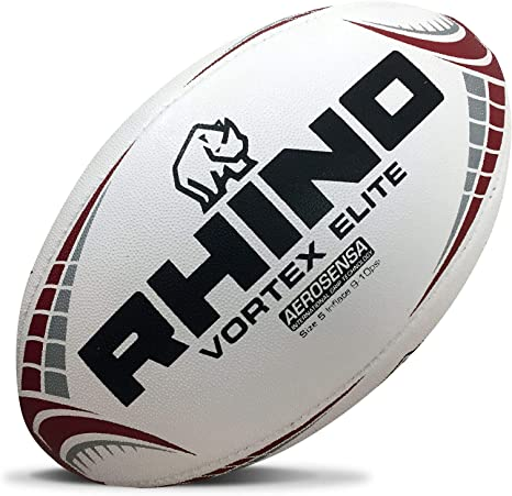Rhino Rugby Vortex Elite Match - Pelota de Rugby: Amazon.es ...