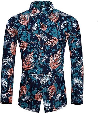 Poachers Camisas de Hombre de Vestir Camisas Hawaianas Hombre ...