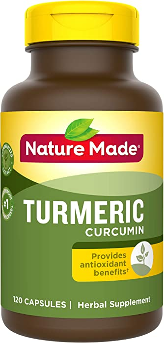 Top 8 Nature Wellness Turmeric Curcumin